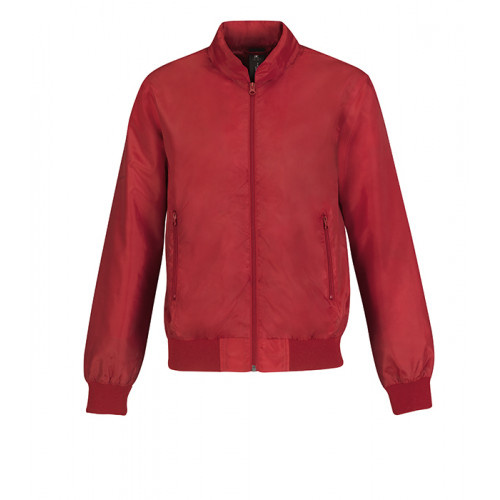 B and C Collection Men´s Trooper Red/Warm Grey
