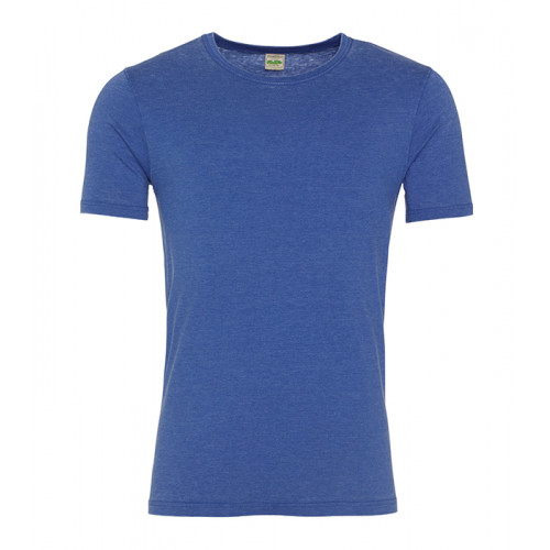 Just Ts Washed T Royal Blue