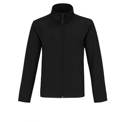 B and C Collection ID.701 Softshell Black