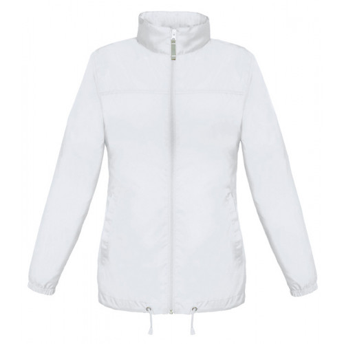 B and C Collection Sirocco Woman White