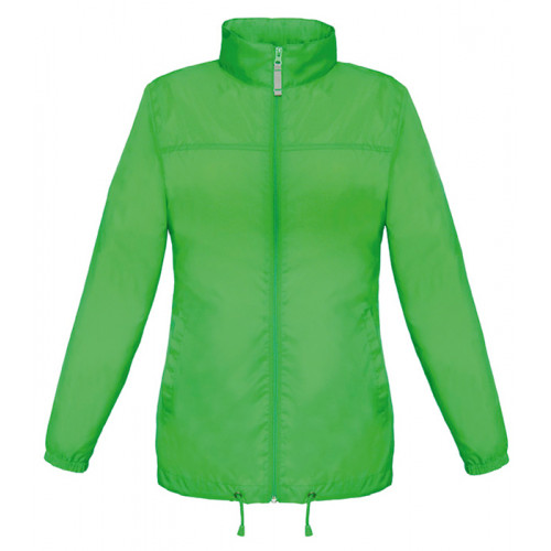 B and C Collection Sirocco Woman REAL GREEN