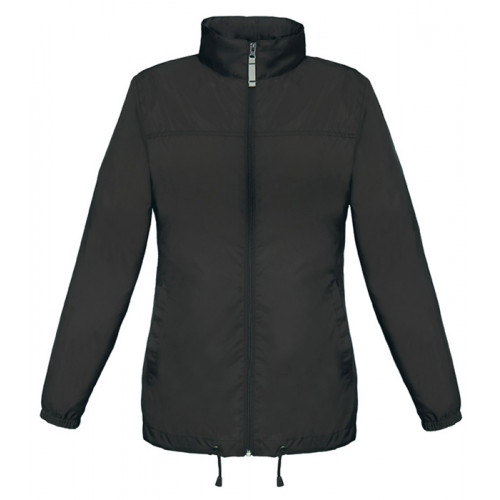 B and C Collection Sirocco Woman Black