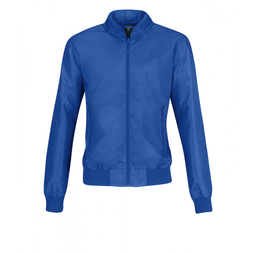 B and C Collection Women Trooper Royal Blue/Neon Orange