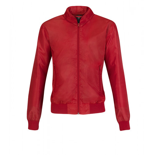 B and C Collection Women Trooper Red/Warm Grey