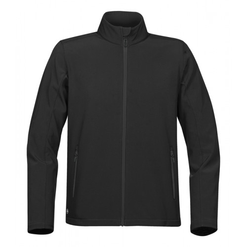 Stormtech M's Orbiter Softshell Black/Carbon