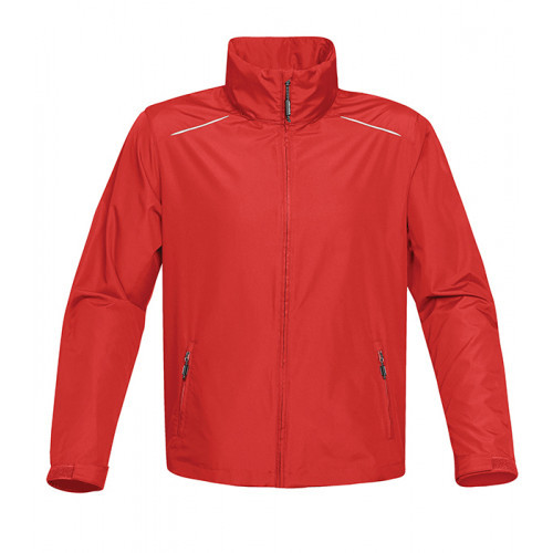 Stormtech M's Nautilus Performance Shell BRIGHT RED