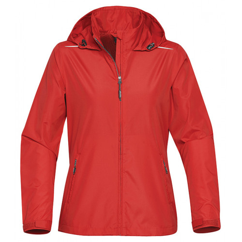 Stormtech W's Nautilus Performance Shell BRIGHT RED