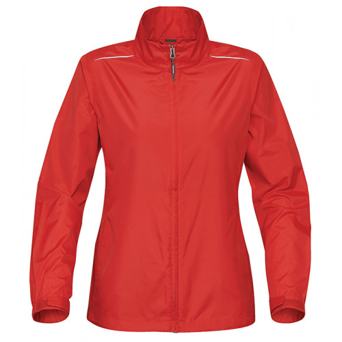 Stormtech W's Equinox Performance Shell BRIGHT RED