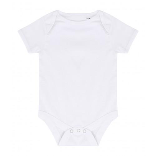 Larkwood Essential Short Sleeve Bodysuit White