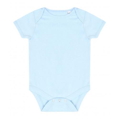 Larkwood Essential Short Sleeve Bodysuit PaleBlue