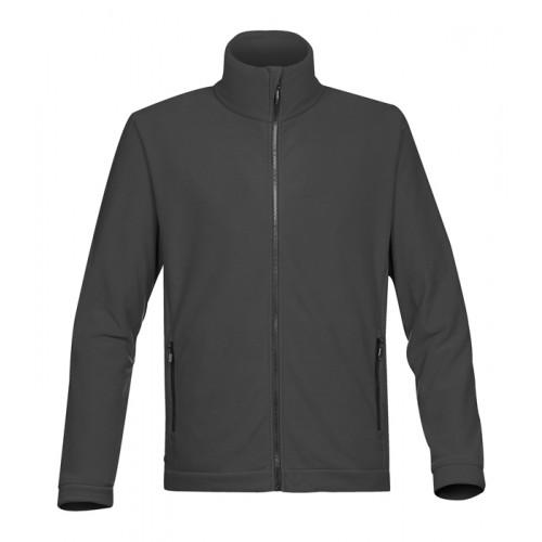 Stormtech M's Nitro Microfleece Jacket Carbon