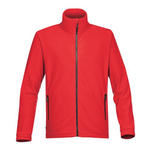 Stormtech M's Nitro Microfleece Jacket Bright Red