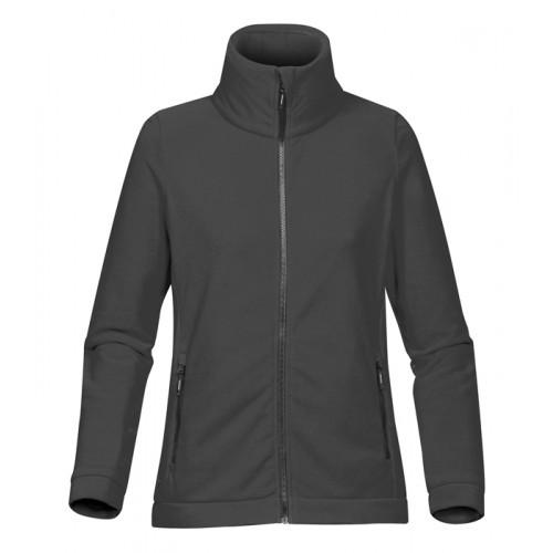 Stormtech W's Nitro Microfleece Jacket Carbon