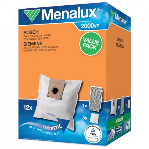 MENALUX Valuepack 2000 MEN2000VP