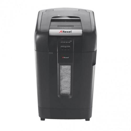 REXEL Dokumentförstörare Auto+ 750X 4x40 mm P4