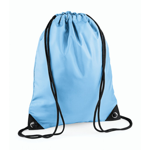 Bag base Premium Gymsac Sky Blue