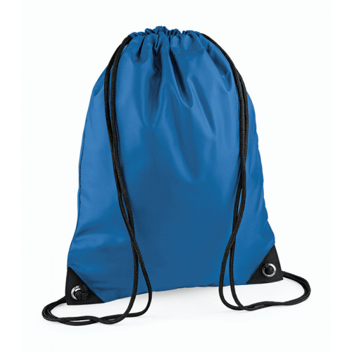 Bag base Premium Gymsac Sapphire Blue