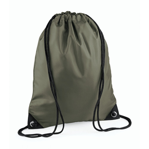 Bag Base Premium Gymsac Olive Green