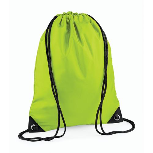 Bag Base Premium Gymsac Lime