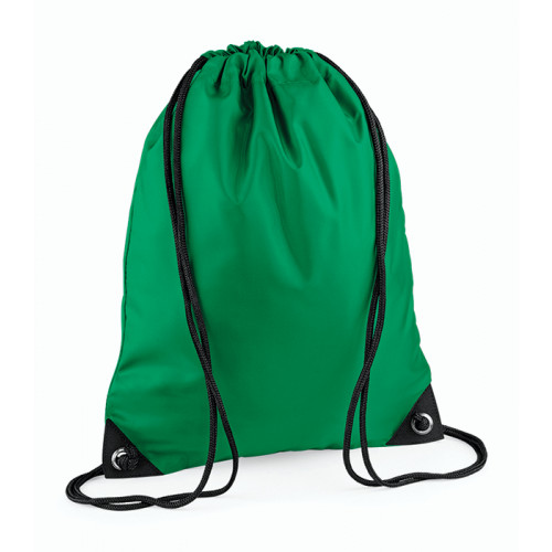 Bag base Premium Gymsac Kelly Green