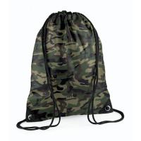 Bag base Premium Gymsac Jungle Camo