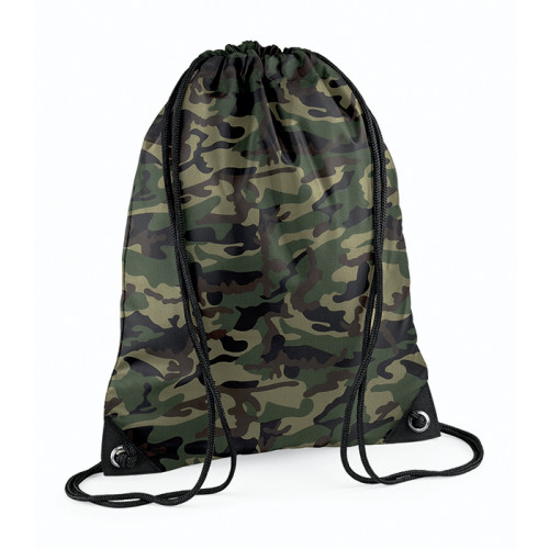 Bag base Premium Gymsac Jungle Camo