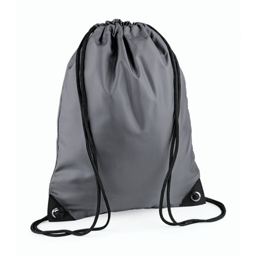 Bag base Premium Gymsac Graphite Grey