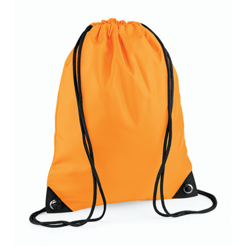 Bag base Premium Gymsac Flourescent Orange