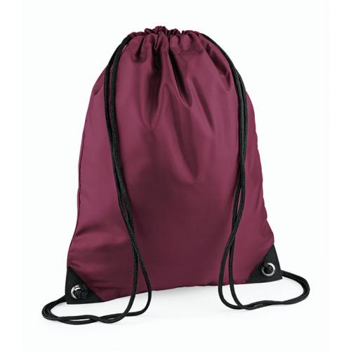 Bag base Premium Gymsac Burgundy