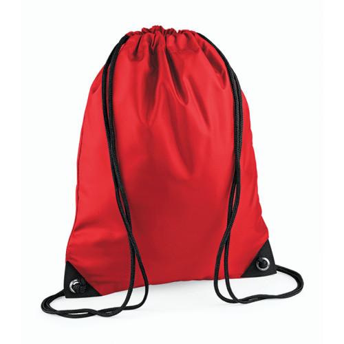 Bag base Premium Gymsac Bright Red