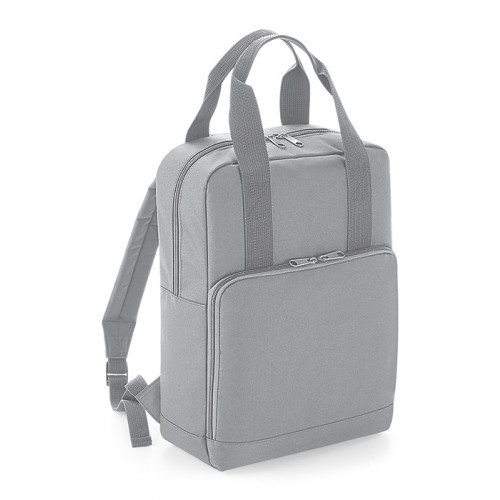Bag base Twin Handle Backpack Light Grey