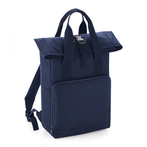 Bag base Twin Handle Roll-Top Backpack Navy Dusk