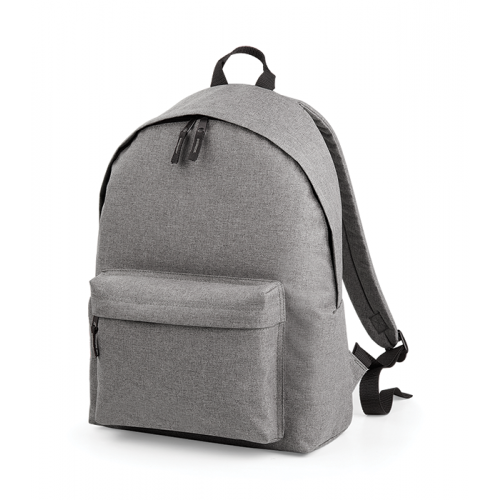 Bag base Two-Tone Fashion Backpack Grey Marl