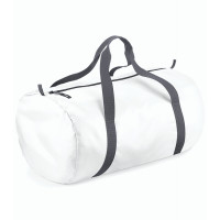 Bag base Packaway Barrel Bag White