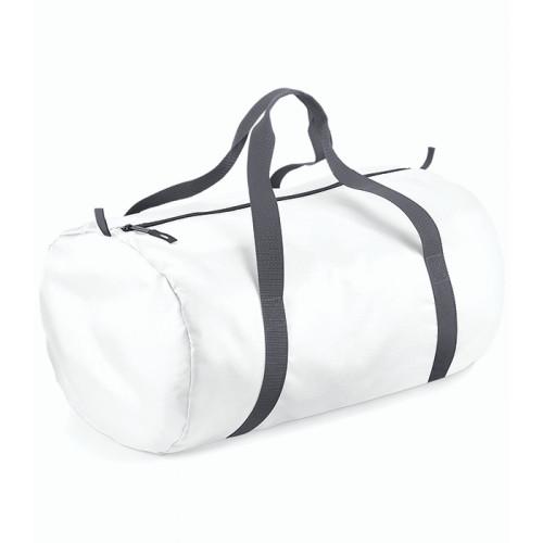 Bag base Packaway Barrel Bag White