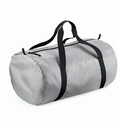 Bag base Packaway Barrel Bag Silver