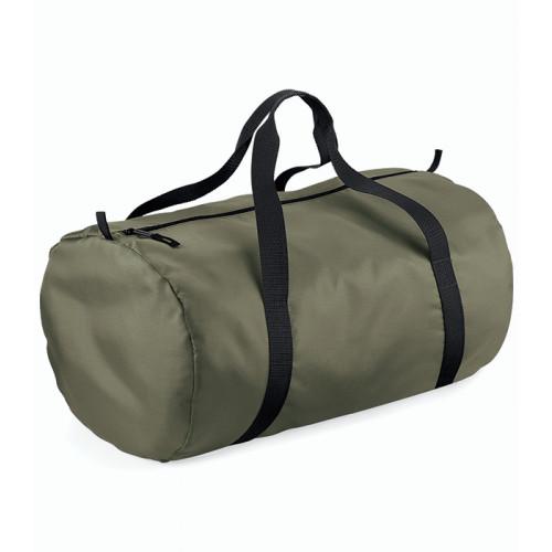 Bag base Packaway Barrel Bag Olive Green