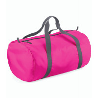 Bag base Packaway Barrel Bag Fuchsia