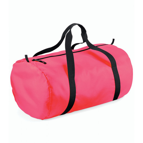 Bag base Packaway Barrel Bag Flourescent Pink