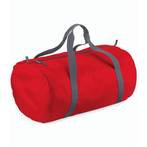 Bag base Packaway Barrel Bag Classic Red