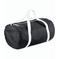 Bag base Packaway Barrel Bag Black/White