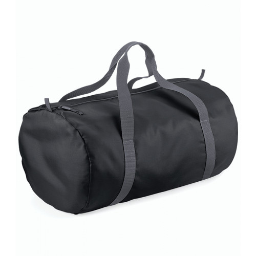 Bag base Packaway Barrel Bag Black