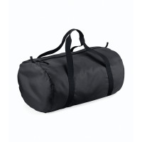 Bag base Packaway Barrel Bag Black/Black