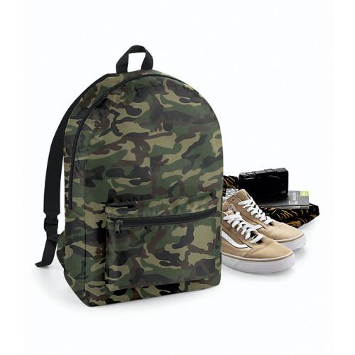 Bag base Packaway Backpack Jungle Camo/Black