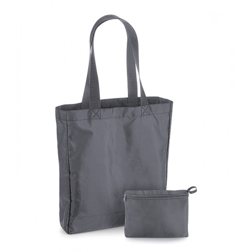 Bag base Packaway Tote Bag Graphite Grey/Graphite Grey