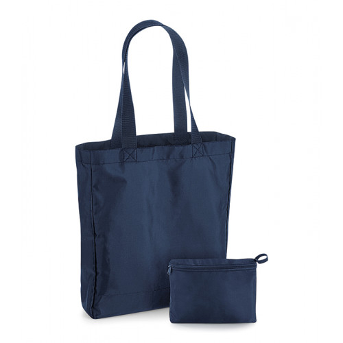 Bag base Packaway Tote Bag French Navy/French Navy
