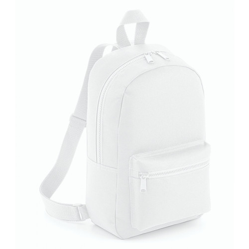 Bag base Mini Essential Fashion Backpack White