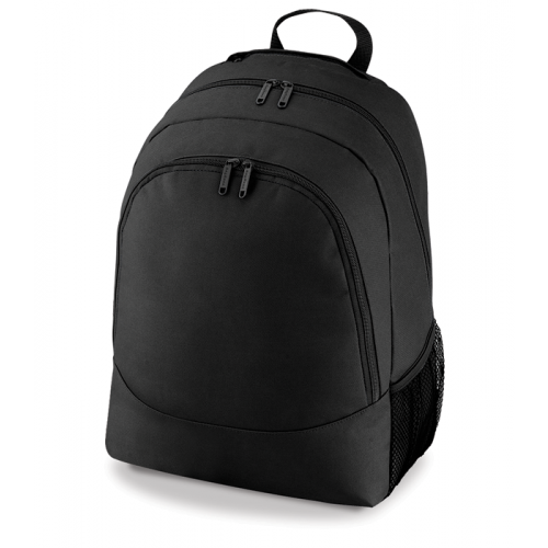 Bag base Universal Backpack Black