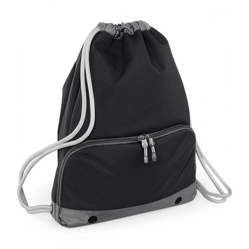 Bag base Athleisure Gymsac Black