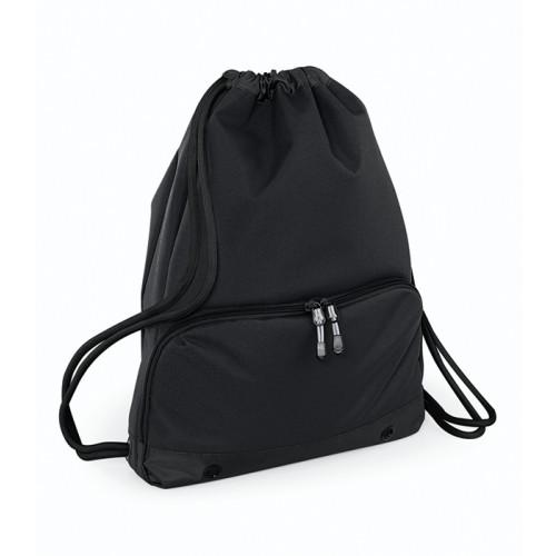 Bag base Athleisure Gymsac Black/Black